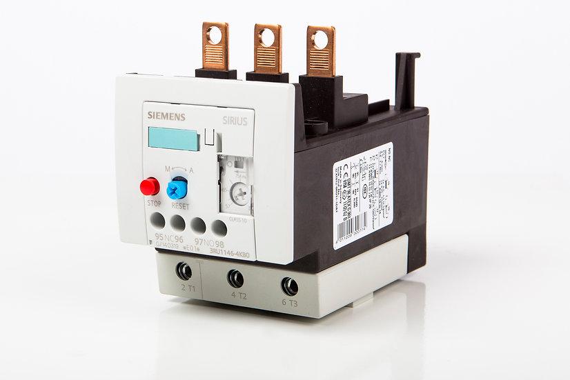 Relevado Bimetálico Siemens 20 - 30 HP @ 220 V, 50 - 60 HP @ 440 V; 57 - 75 A.