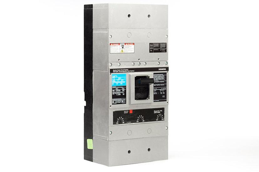 Interruptor Termomagnético LMD, 700 A, 3P, 600 V marca Siemens.