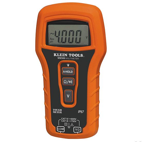 Klein Tools MM500 Multímetro de Rango Automático
