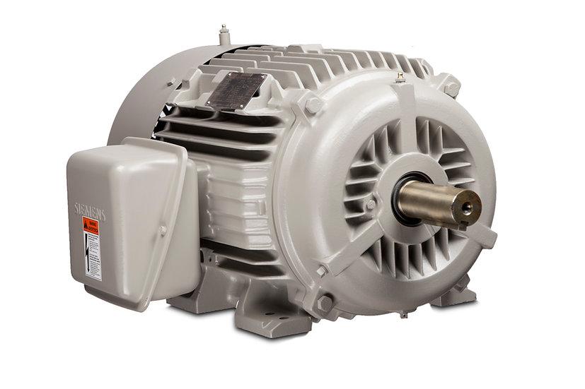 Motor Trifásico GP100 3 HP 3,600 RPM (2 Polos) 220V/440V.