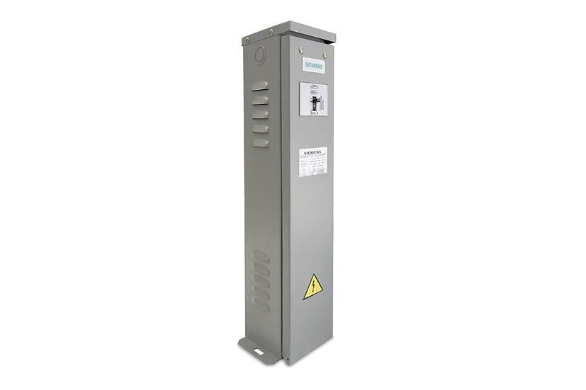 Banco de Capacitor Fijo 30 Kvar 220 V c/Interruptor termomagnético.