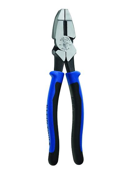 """Klein Tools KT210-9 Pinzas de Electricista de Alta Palanca de 9"""""""