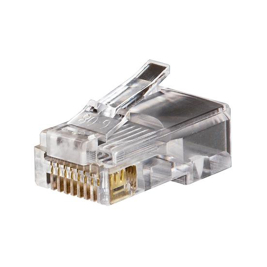 Klein Tools VDV826-611 Conectores RJ45/Cat5e 100 Pza.