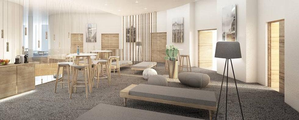 Travaux de peinture - Hotel NH Toulouse - 2018