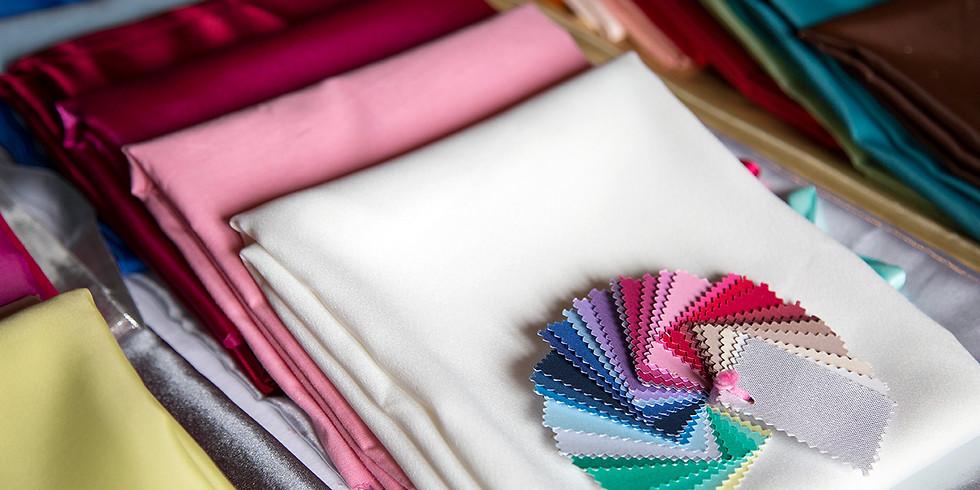 """mini-conférence """"Des couleurs sur vos vêtements et dans vos vies"""""""