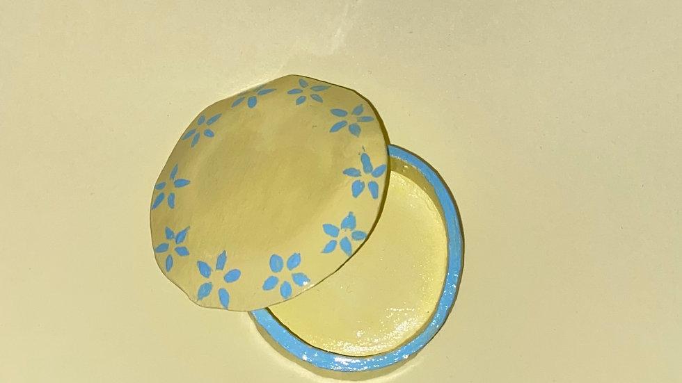 Pastel mini jewellery box