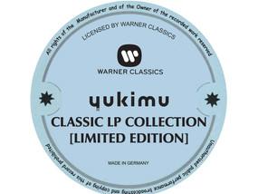 ユキム・クラシックLPコレクション第5回発売開始