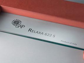 SAP  Relaxa622/622S入荷いたしました。 ブラック終了いたしました。数量限定ですのでお求めはお早めに。