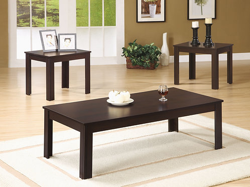 3pc. Coffee & End Tables