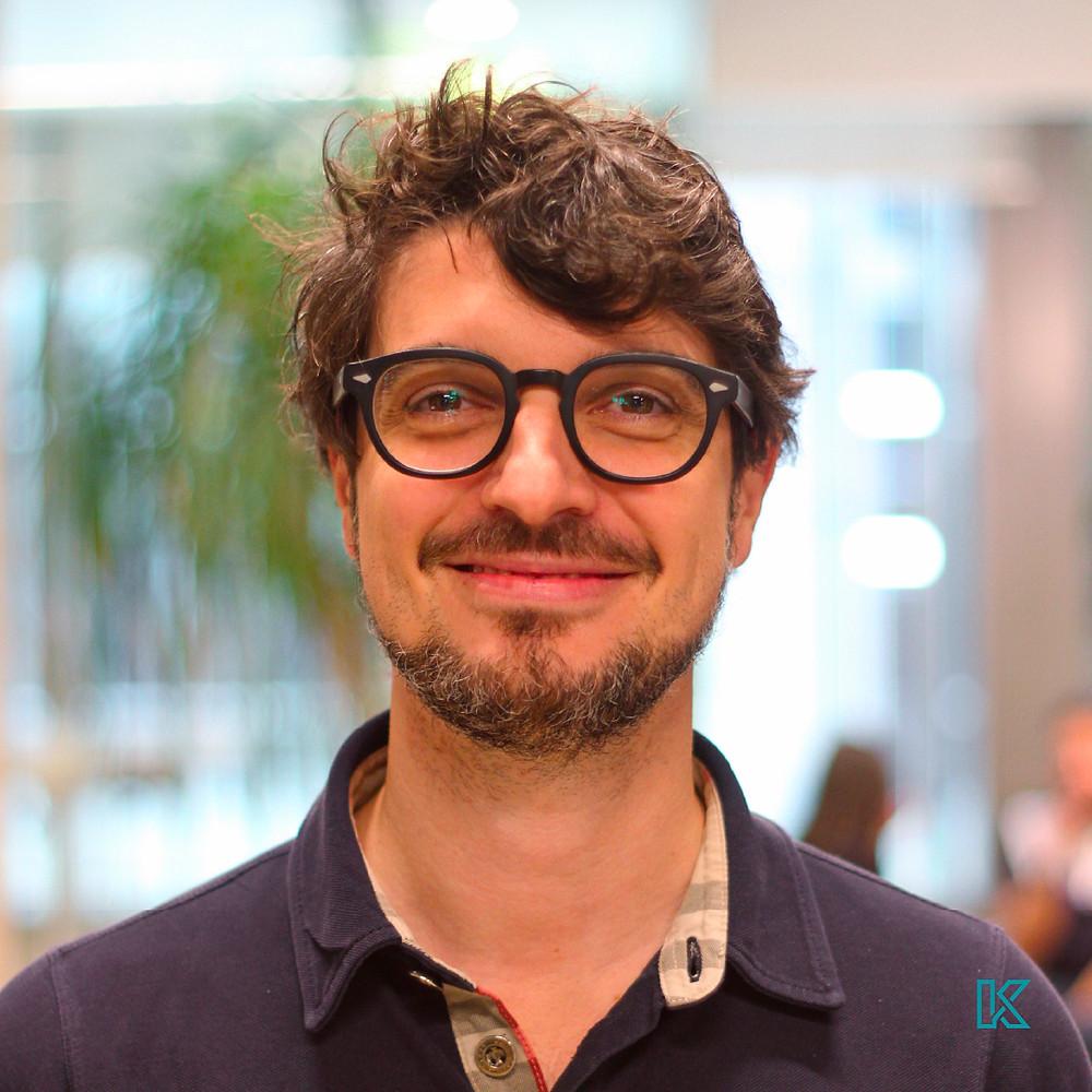 Matteo Bianchi - Country Manage of Qatar, Kitopi