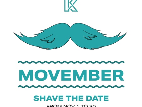 Shave the Date: Movember