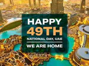Happy 49th UAE National Day