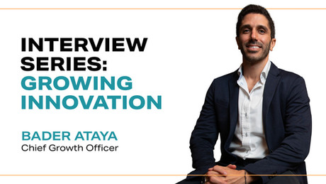 Interview Series: Growing Innovation