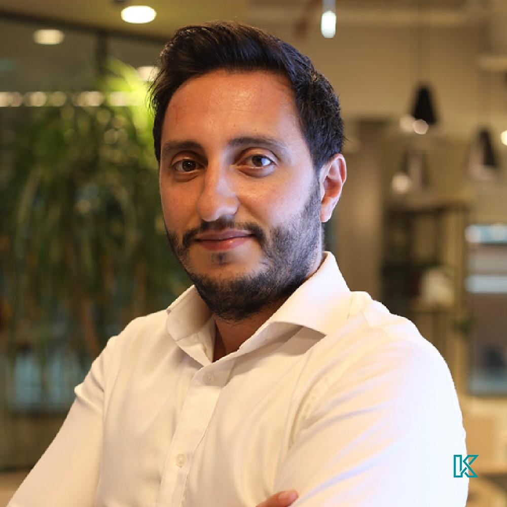 Jihad Bou Nasr - Regional Managing Director GCC, Kitopi