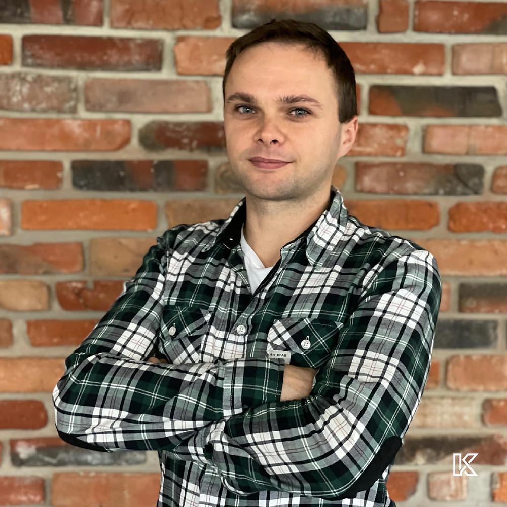 Damian Liwak - Backend Developer, Kitopi