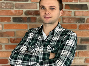 Day in the life: Backend Developer - Damian Liwak