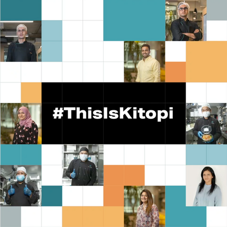 We've refreshed our values #ThisIsKitopi