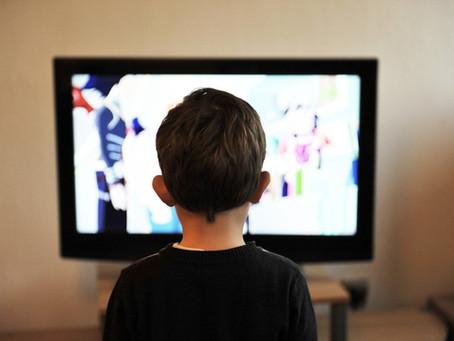 O perigo da televisão em excesso!