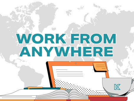 #WorkFromAnywhere - An Update From Our Kitopians