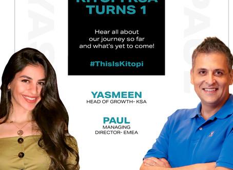 Interview Series: Kitopi KSA turns 1