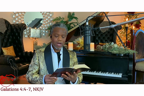 Scripture reading (Video) - Galations 4:4-7, NKJV