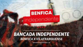 [Áudio]Benfica x Vilafranquense | RESCALDO