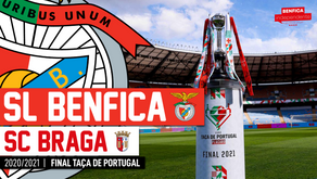 [Áudio]Benfica x Sp. Braga | FINAL DA TAÇA DE PORTUGAL