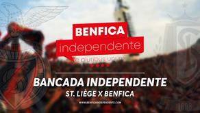 [Áudio]St. Liège x Benfica | RESCALDO