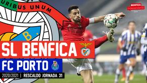 [Áudio]Benfica x FC Porto | RESCALDO J31