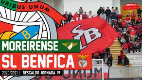 [Áudio]Moreirense x Benfica   RESCALDO J19