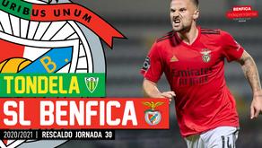 [Áudio]Tondela x Benfica | RESCALDO J30