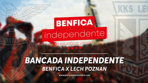 [Áudio]Benfica x Lech Poznan | RESCALDO