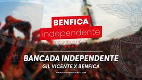 [Áudio]Gil Vicente x Benfica | RESCALDO