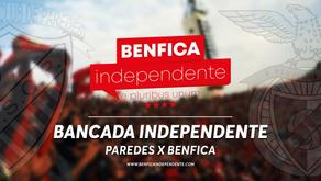 [Áudio]Paredes x Benfica | RESCALDO