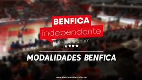 [Áudio]Modalidades Benfica | Rescaldo EP.43
