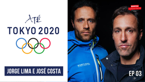 Até Tokyo | Jorge Lima e José Costa