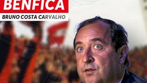 [Áudio]BRUNO COSTA CARVALHO | Eleições Benfica 2020