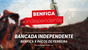 [Áudio]Benfica x Paços de Ferreira | RESCALDO