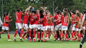 [Áudio]Rescaldo | SL Benfica x FC Twente (Fem)