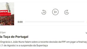 [Audio]Final da Taça de Portugal