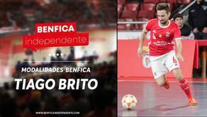 [Áudio]Modalidades Benfica | Tiago Brito