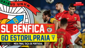 [Áudio]Benfica x Estoril | RESCALDO TAÇA DE PORTUGAL