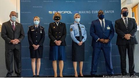 Europol: 800 detenidos en operativo mundial contra el crimen organizado