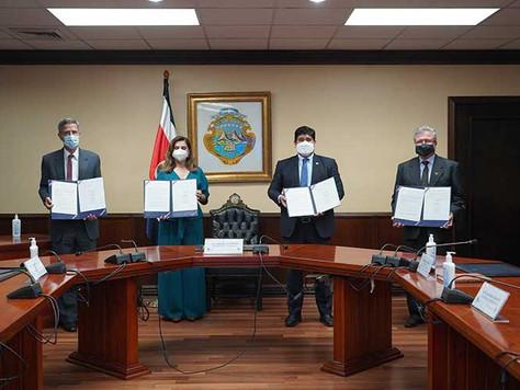 Costa Rica fortalecerá acciones para combatir el crimen organizado