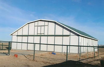 gambrel style barn