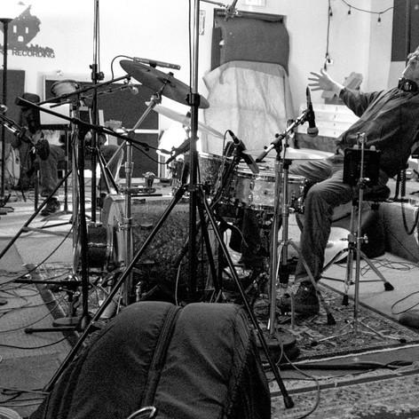 John Chipman on Drums