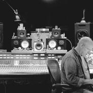 Brilliant recording engineer Stuart Sullivan