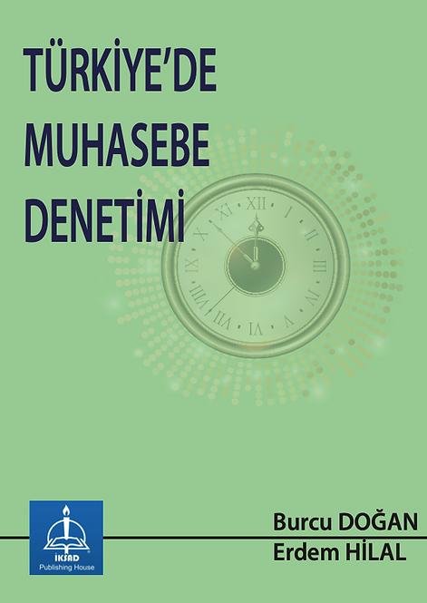 TÜRKİYE'DE MUHASEBE DENETİMİ