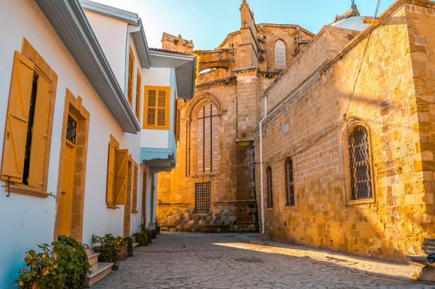Ottoman Era houses -Nicosia / Turkish Republic of Northern Cyprus