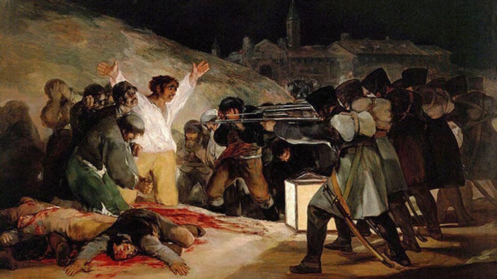 Francisco Goya, Third of May, 1808, 1814.jpg